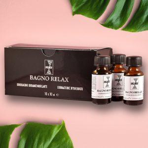 prodotto bagno relax